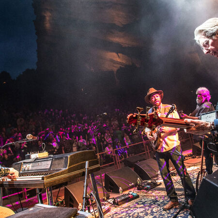 05/05/18 Red Rocks Amphitheater, Morrison, CO