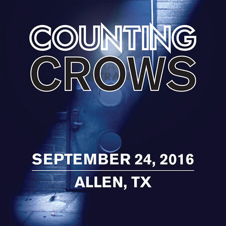 09/24/16 Allen Event Center, Allen, TX