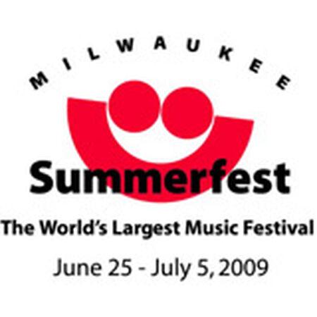 07/01/09 Summerfest, Milwaukee, WI