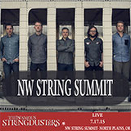 07/17/15 Northwest String Summit Main Stage, North Plains, OR