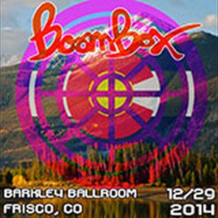 12/29/14 Barkley Ballroom, Frisco, CO