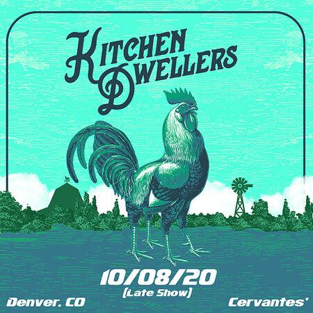 10/08/20 Cervantes' Masterpiece Ballroom - Early Show, Denver, CO