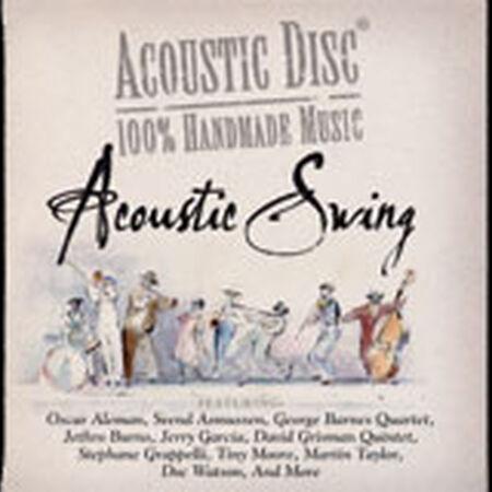 Acoustic Swing