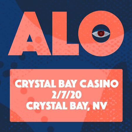02/07/20 Crystal Bay Casino, Tahoe, NV