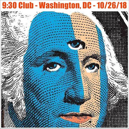 10/26/18 9:30 Club, Washington, DC