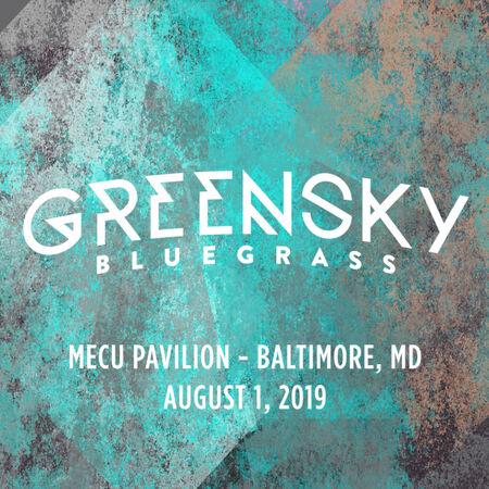 08/01/19 MECU Pavilion, Baltimore, MD