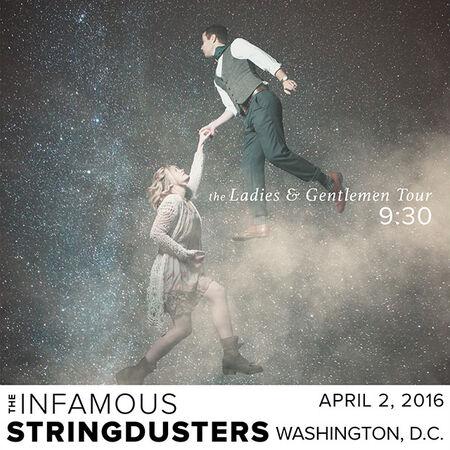 04/02/16 9:30 Club, Washington, DC