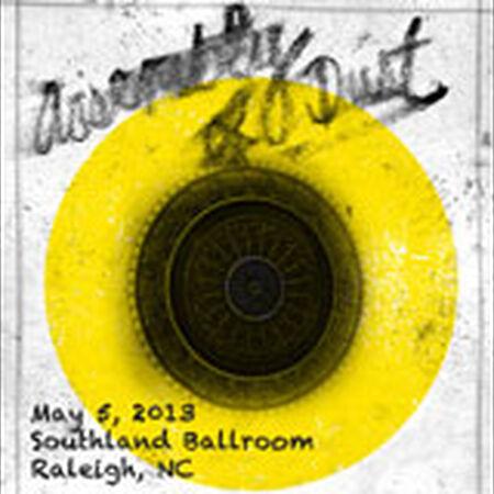 05/05/13 Southland Ballroom, Raleigh, NC