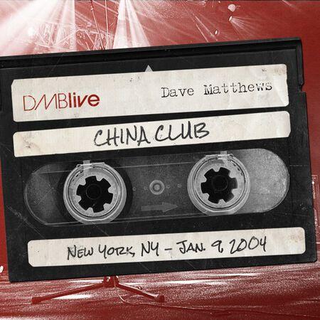 01/09/04 China Club, New York , NY