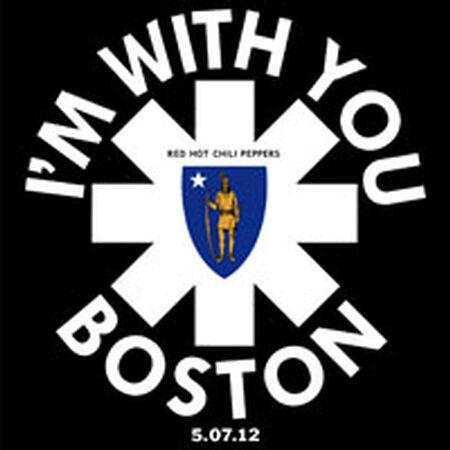 05/07/12 TD Garden, Boston, MA