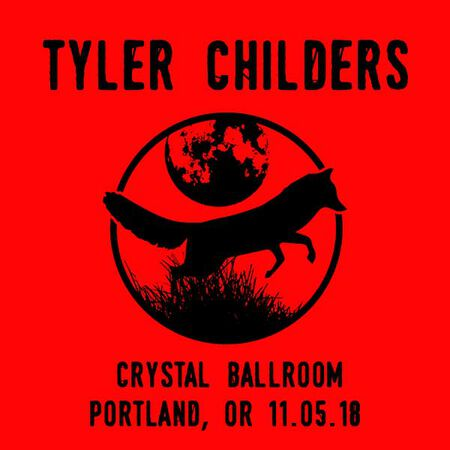 11/05/18 Crystal Ballroom, Portland, OR