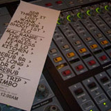 02/28/09 Riviera Theatre, Chicago, IL