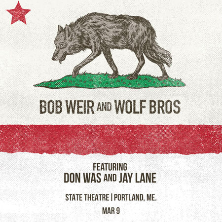 03/09/19 State Theatre, Portland, ME