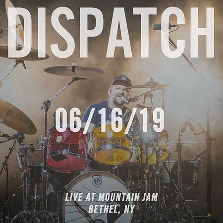 06/16/19 Mountain Jam, Bethel, NY
