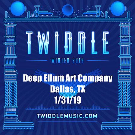 01/31/19 Deep Ellum Art Company, Dallas, TX