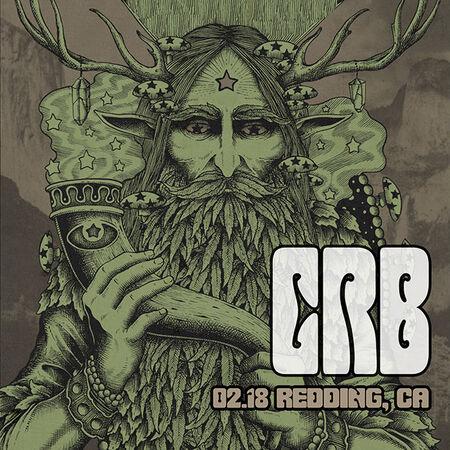 02/18/17 Ravens Reels, Redding, CA