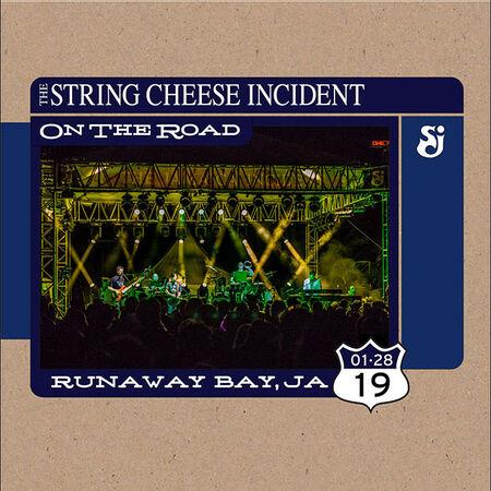 01/28/19 International Incident, Runaway Bay, JA
