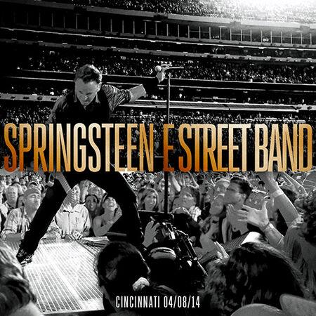 04/08/14 U.S. Bank Arena, Cincinnati, OH