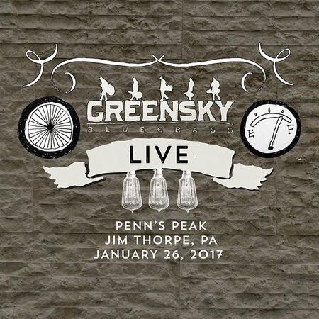 01/26/17 Penn's Peak, Jim Thorpe, PA