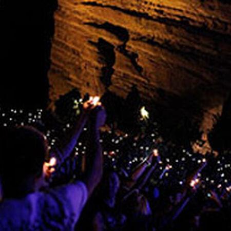 08/16/11 Red Rocks Amphitheatre, Morrison, CO