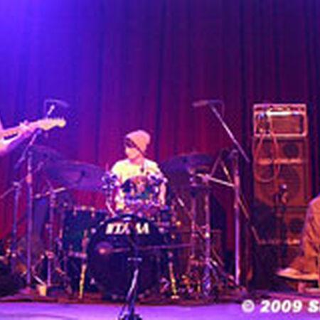 12/18/09 Fillmore Auditorium, San Francisco, CA