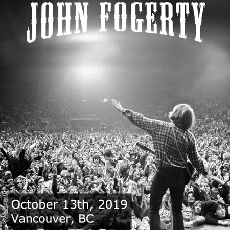 10/13/19 Rogers Arena, Vancouver, BC