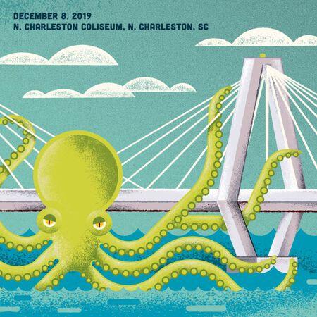 12/08/19 North Charleston Coliseum, North Charleston, SC