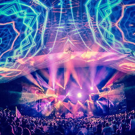 07/15/16 Camp Bisco, Scranton, PA