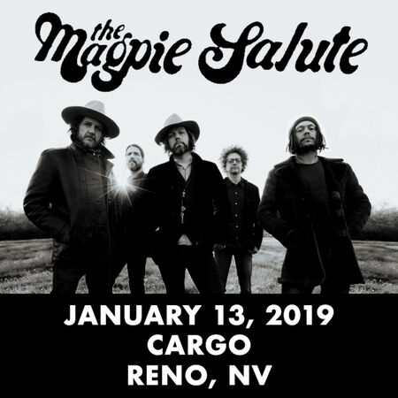 01/13/19 Cargo, Reno, NV