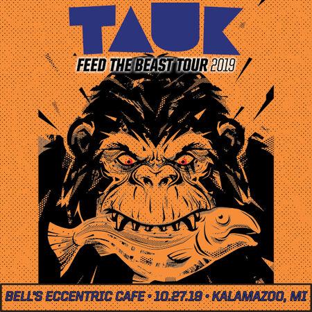 10/27/19 Bell's Eccentric Cafe, Kalamazoo, MI