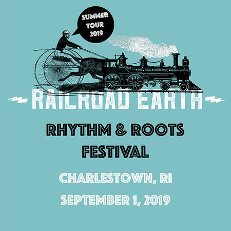 09/01/19 Rhythm and Roots Festival , Charlestown, RI