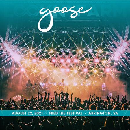 08/22/21 Fred The Festival, Arrington, VA