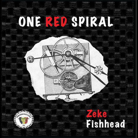 One Red Spiral