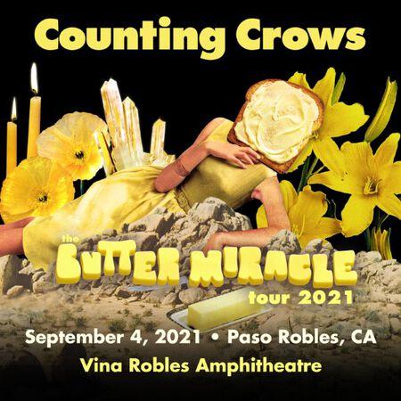 09/04/21 Vina Robles Amphitheatre, Paso Robles, CA