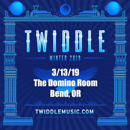 03/13/19 The Domino Room, Bend, OR
