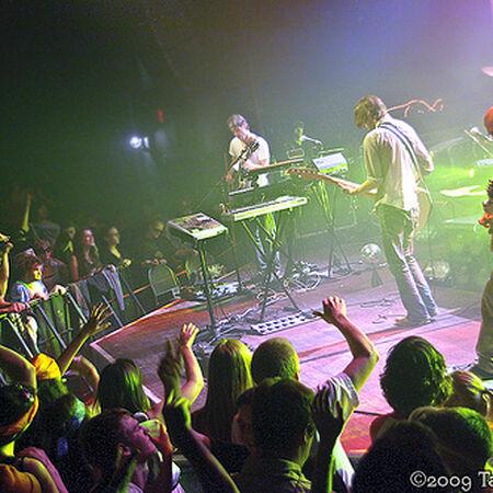 10/30/09 Town Ballroom, Buffalo, NY