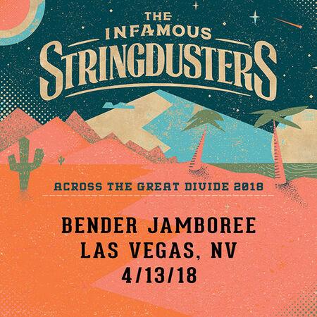 04/13/18 Bender Jamboree, Las Vegas, NV