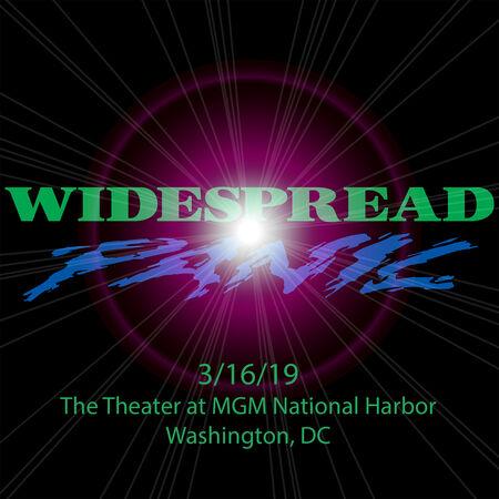03/16/19 The Theater at MGM National Harbor, Washington, DC