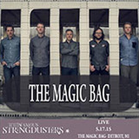 05/17/15 Magic Bag, Ferndale, MI