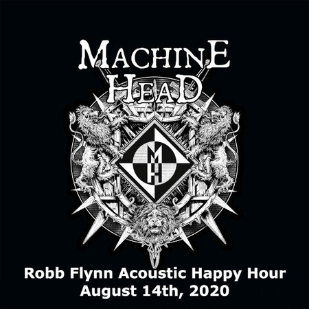 08/14/20 Acoustic Happy Hour, Oakland, CA