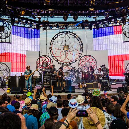 07/04/13 The Backyard, Austin, TX