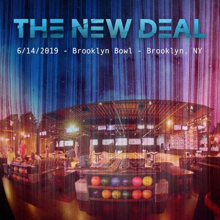 06/14/19 Brooklyn Bowl, Brooklyn, NY