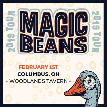 02/01/19 Woodlands Tavern, Columbus, OH
