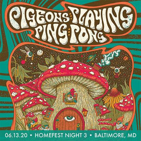 06/13/20 Homefest Night 3, Baltimore, MD