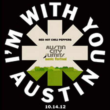 10/14/12 Austin City Limits Music Festival, Austin, TX