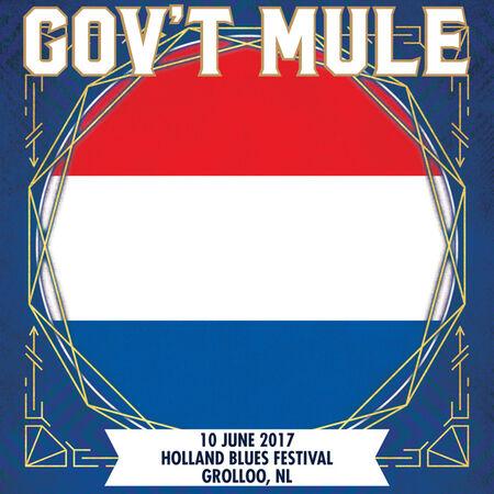 06/10/17 Holland International Blues Festival, Grolloo, NL