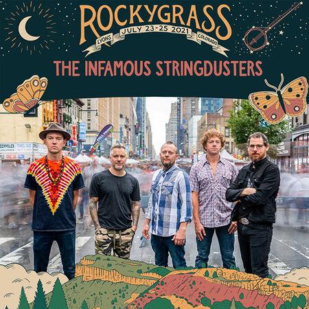 07/23/21 Rockygrass Bluegrass Festival, Lyons, CO