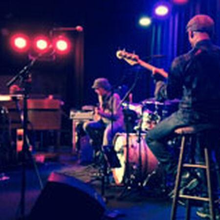 10/12/13 Tupelo Music Hall, White River Junction, VT