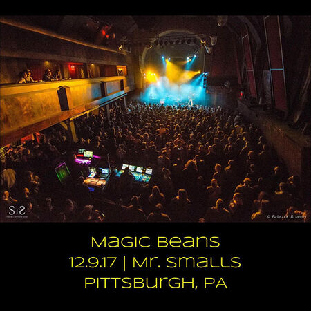 12/09/17 Mr. Small's, Pittsburgh, PA