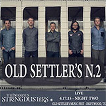 04/17/15 Old Settler's, Austin, TX